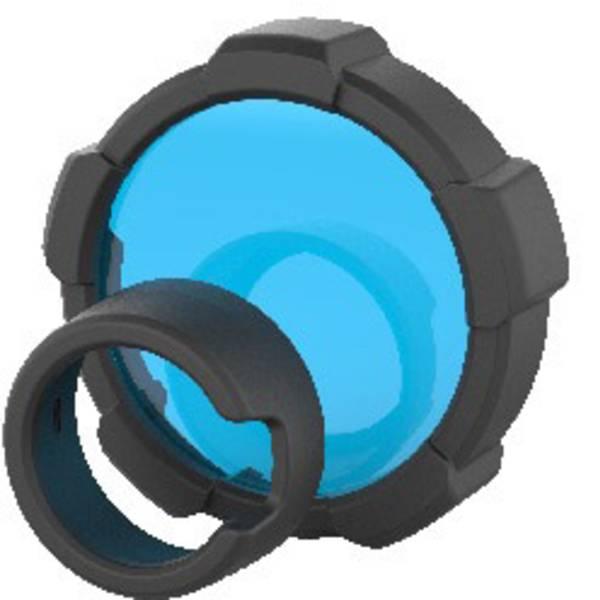 Accessori per torce portatili - Filtro colore Blu M10R, MT18, i18R Ledlenser 501507 -