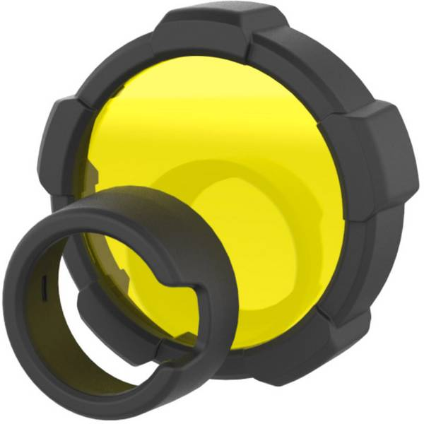 Accessori per torce portatili - Filtro colore Giallo M10R, MT18, i18R Ledlenser 501510 -