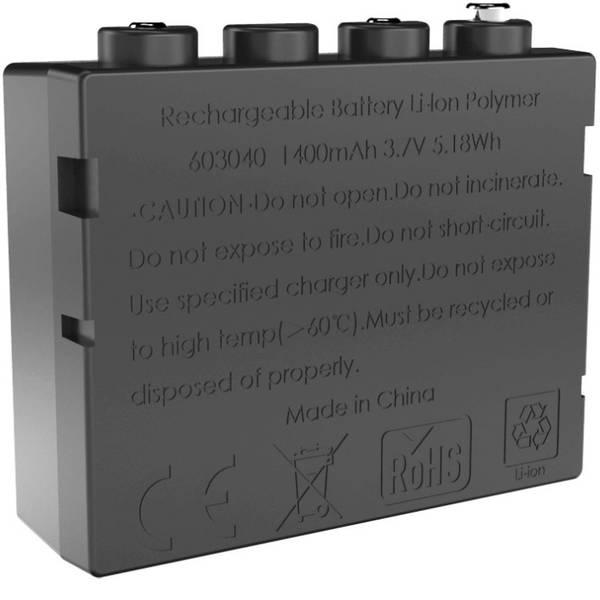 Accessori per torce portatili - Batteria ricaricabile di ricambio H7R.2, iH7R CRI Ledlenser 7789 -