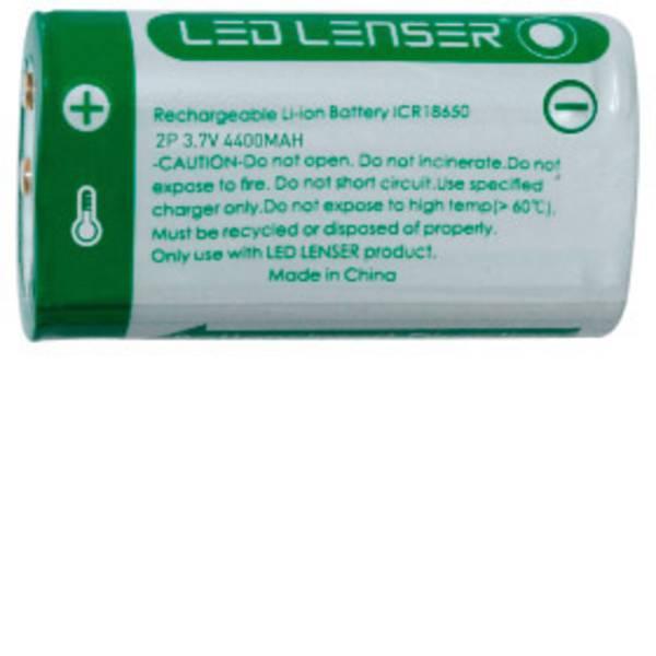 Accessori per torce portatili - Batteria ricaricabile di ricambio H14R.2 Ledlenser 7795 -