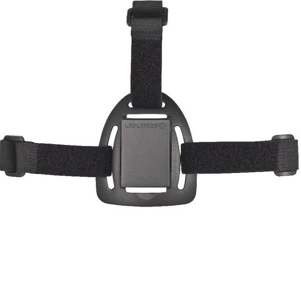Accessori per torce portatili - Supporto per casco H14, H14.2, H14R, H14R.2 Ledlenser 0393 -