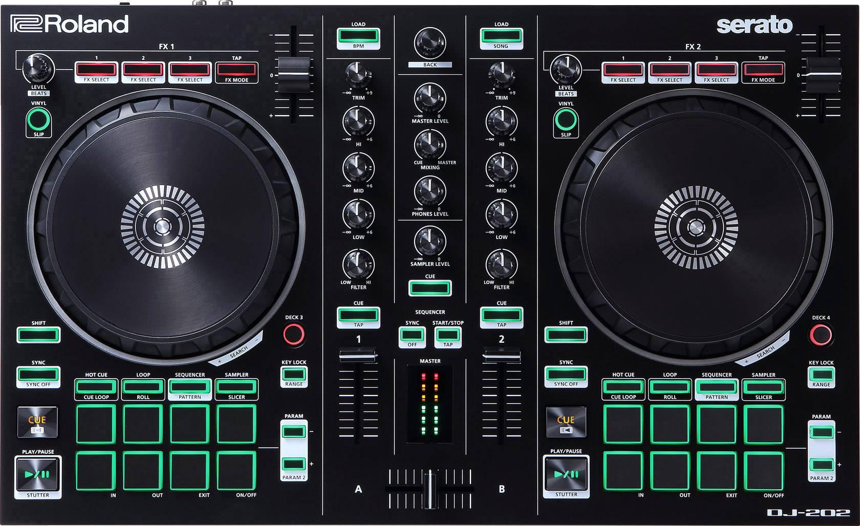 Roland DJ-202 Controller DJ