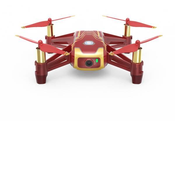 Quadricotteri e droni - Ryze Tech Tello Iron Man Edition Quadricottero RtF Per foto e riprese aeree -