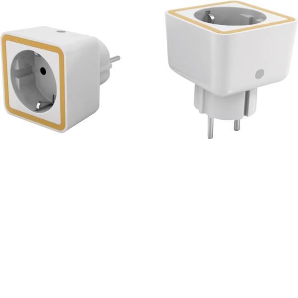 Luci notturne - REV 0029300003 Lampada notturna Quadrato LED Bianco -
