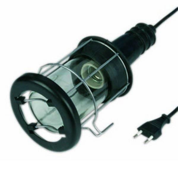 Lampade tecniche e lenti da laboratorio - REV 0090820511 Alloggiamento in gomma REV lampada portatile -