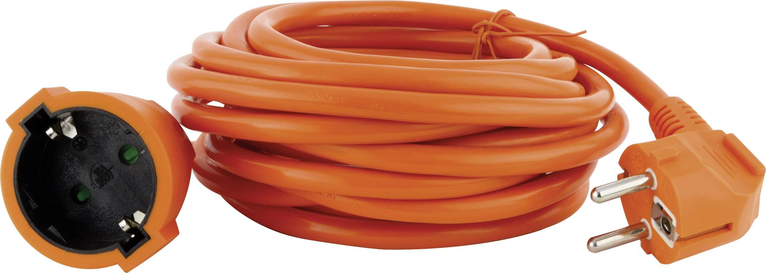 REV 0016251814 Corrente Prolunga 16 A Arancione 25 m