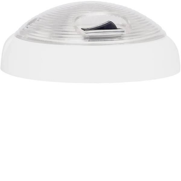 Illuminazione per interni auto - Fristom 95160BW Ft-160BW Luce ambiente interno 12 V, 24 V, 36 V LED (Ø x A) 143 mm x 50 mm Interruttore -