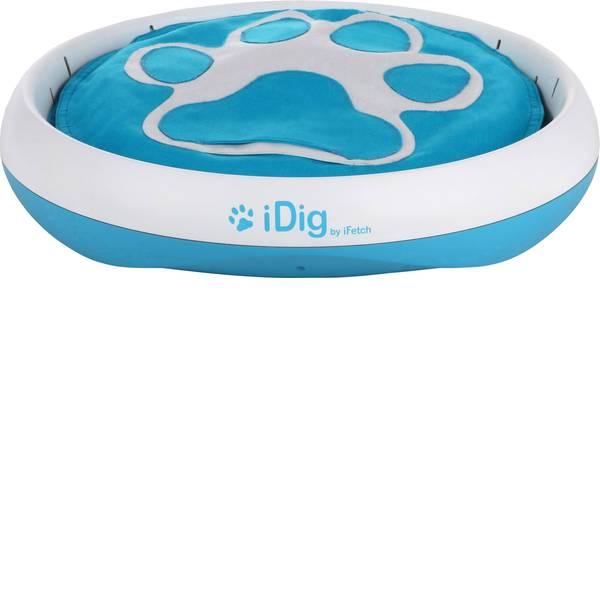 Prodotti per animali domestici - Tappetino per cani iFetch iDig stay Blu-Bianco 1 pz. -