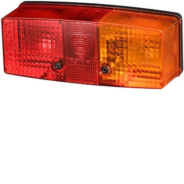 Illuminazione per rimorchi - Hella Lampadina ad incandescenza Fanale posteriore per rimorchio Luce di direzione, Luce targa, Fanale posteriore  -