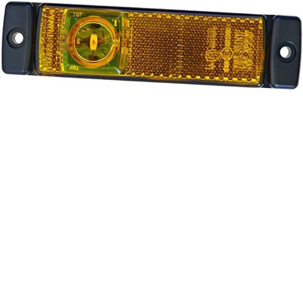 Illuminazione per rimorchi - Hella LED Fanale posteriore per rimorchio Luce di direzione, Luce targa, Fanale posteriore, Faro di profondità sinistra,  -