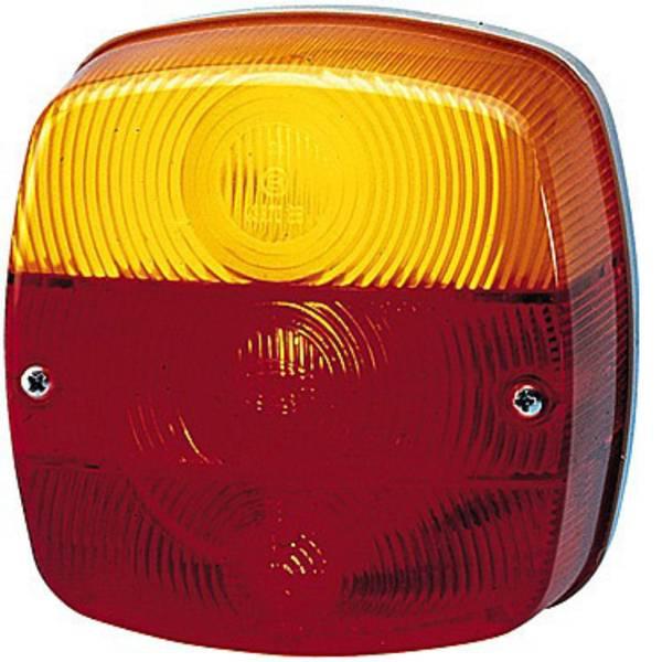 Illuminazione per rimorchi - Hella Lampadina ad incandescenza Vetro di ricambio Luce di direzione, Luce di stop, Fanale posteriore posteriore,  -