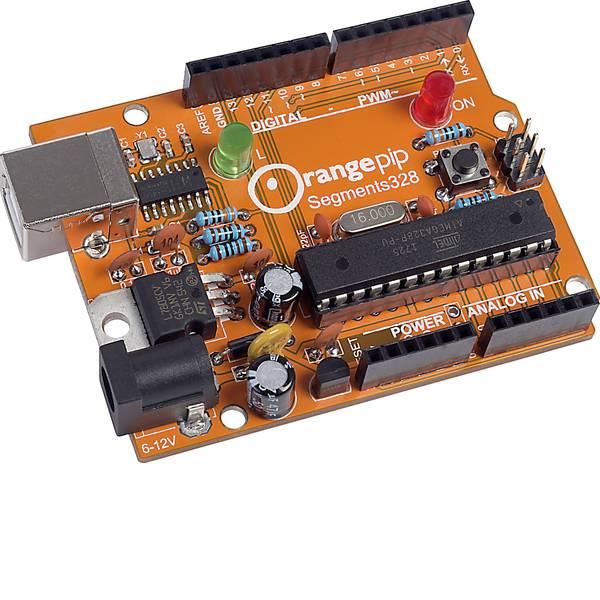 Kit e schede microcontroller MCU - Orangepip Scheda Arduino Segments328 AVR® ATmega ATMega328 -