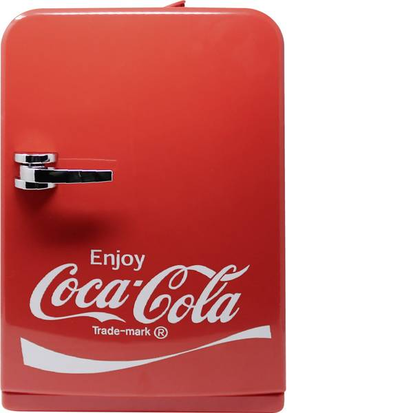 Contenitori refrigeranti - Ezetil Coca-Cola® Mini Fridge 15 Mini frigorifero (frigo per le feste) Classe energetica=A++ (A++ - E) Termoelettrico 12  -