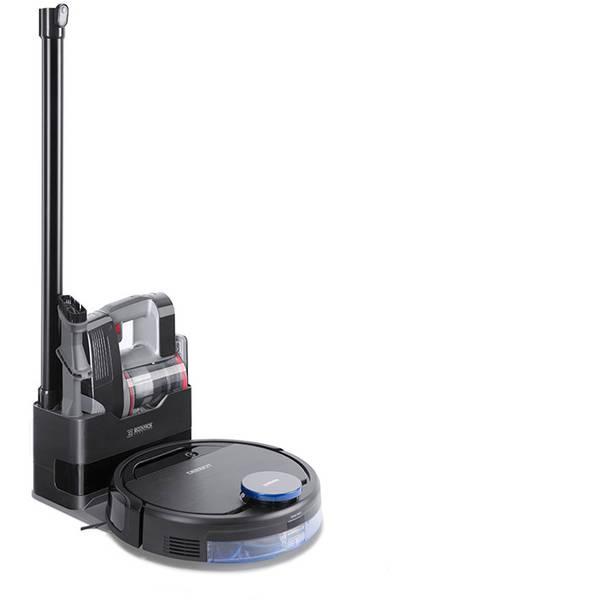 Robot aspirapolvere e lavapavimenti - ECOVACS DEEBOT PRO 930 Robot aspirapolvere Nero -