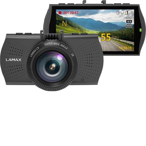 Dashcam - Lamax C9 Dashcam con GPS Max. angolo di visuale orizzontale=150 ° -
