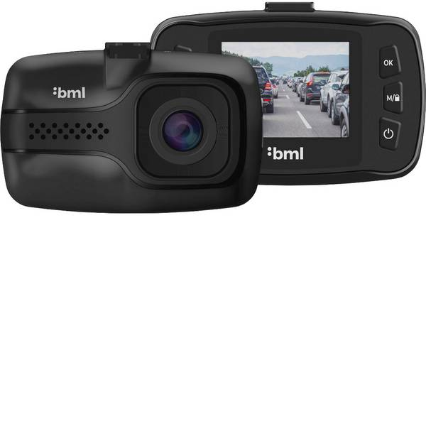 Dashcam - BML 3 Dashcam Dashcam Max. angolo di visuale orizzontale=120 ° Display -