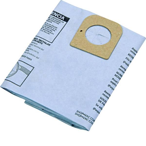 Accessori per aspirapolvere e aspiraliquidi - Sacchetto filtro ShopVac 9066729 5 pz. -