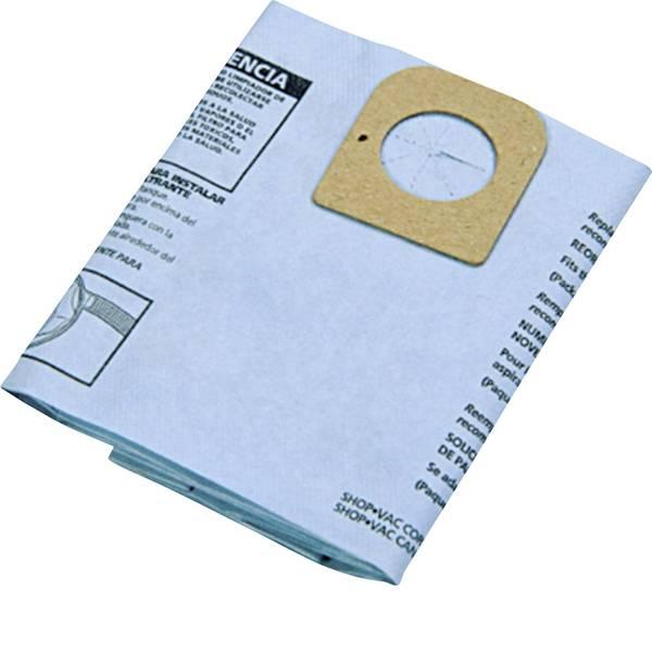 Accessori per aspirapolvere e aspiraliquidi - sacchetto filtro ShopVac 9066029 5 pz. -
