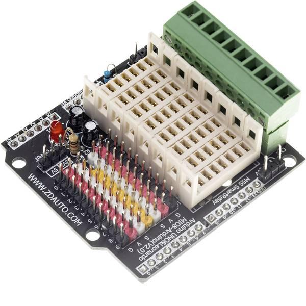 Shield e moduli aggiuntivi HAT per Arduino - ZDAuto MIO-UNO Adatto per: Arduino -