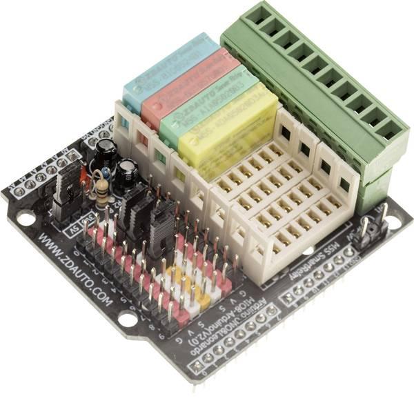 Shield e moduli aggiuntivi HAT per Arduino - ZDAuto MIO-UNO Starter-Kit Adatto per: Arduino -