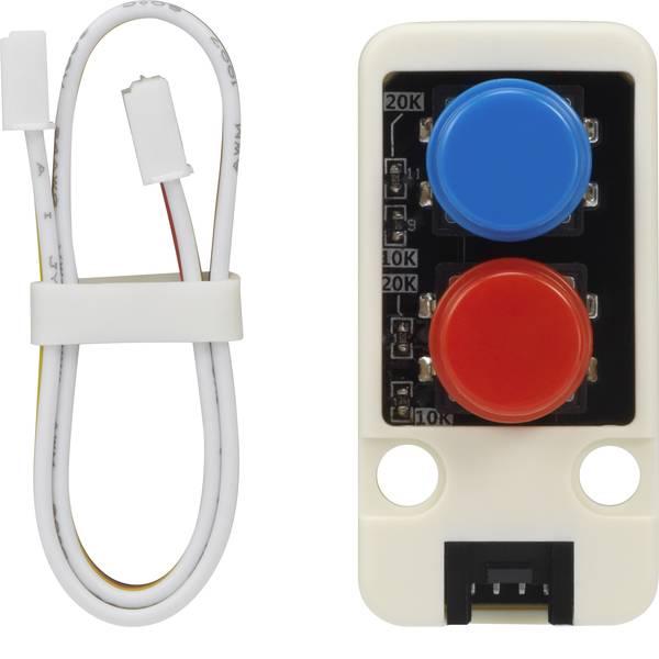 Moduli e schede Breakout per schede di sviluppo - MAKERFACTORYM5stack due pulsante a pressione -