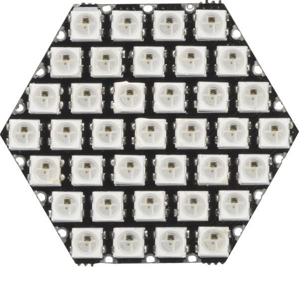 Moduli e schede Breakout per schede di sviluppo - MAKERFACTORYM5stack hexagonales neopixel molto luminosi Modulo LED RGB -