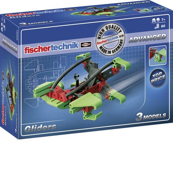 Kit esperimenti e pacchetti di apprendimento - Kit esperimenti fischertechnik ADVANCED Gliders 540581 da 7 anni -