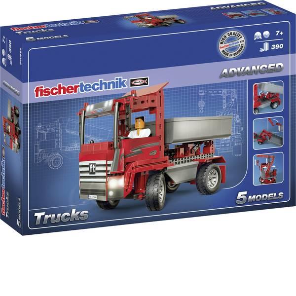 Kit esperimenti e pacchetti di apprendimento - Kit esperimenti fischertechnik ADVANCED Trucks 540582 da 7 anni -