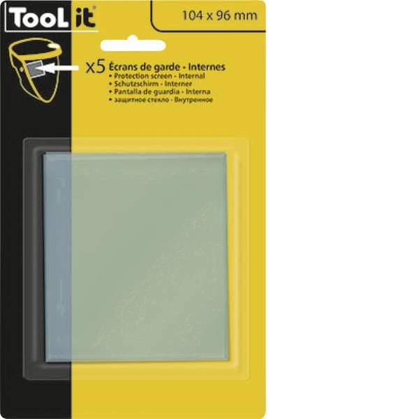 Caschi di protezione - Vetro di ricambio per casco di saldatura Toolit 043596 -