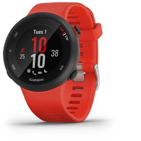 Dispositivi indossabili - Garmin Forerunner 45 Fitness Tracker L Rosso -