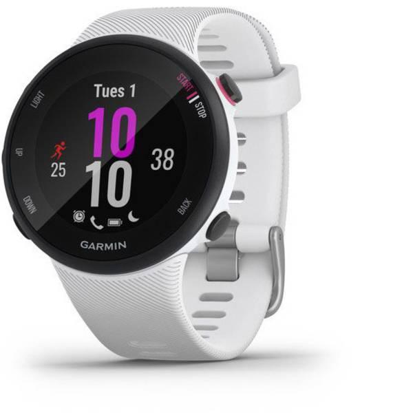Dispositivi indossabili - Garmin Forerunner 45 Fitness Tracker S Bianco -