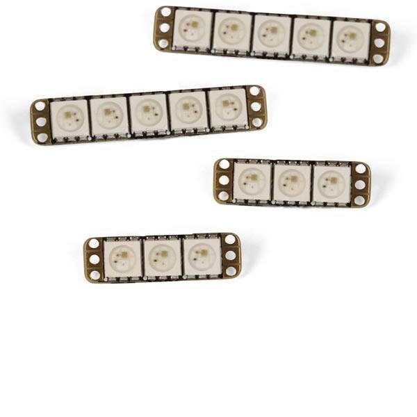 Moduli e schede Breakout per schede di sviluppo - Velleman Modulo LED Brightdot VMW103 -