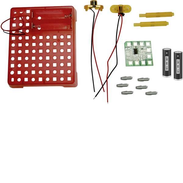 Kit esperimenti e pacchetti di apprendimento - Kit per esperimenti Bresser Optik Elektronischer Bewegungsmelder 9660100 da 8 anni -
