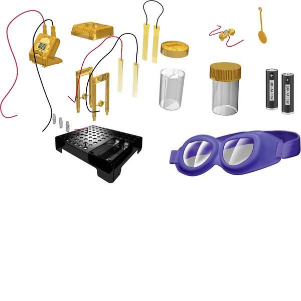 Kit esperimenti e pacchetti di apprendimento - Kit per esperimenti Bresser Optik Flüssigkeitsbetriebene Uhr 9660120 da 10 anni -