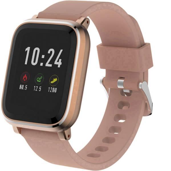 Dispositivi indossabili - Denver SW-160 Smartwatch Rosa -