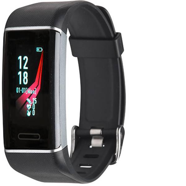 Dispositivi indossabili - Denver BFG-550 Fitness Tracker Nero -