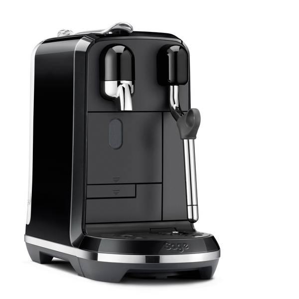 Macchine a capsule Nespresso - Sage The Creatista Uno SNE500BKS4EGE1 Nero Macchina per caffè con capsule Con ugello schiumalatte -