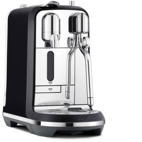 Macchine a capsule Nespresso - Sage The Creatista Plus SNE800BTR2EGE1 Nero Macchina per caffè con capsule Display, Con ugello schiumalatte -