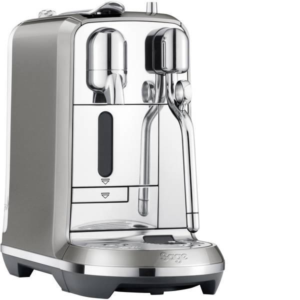 Macchine a capsule Nespresso - Sage The Creatista Plus SNE800SHY2EGE1 Antracite Macchina per caffè con capsule Display, Con ugello schiumalatte -