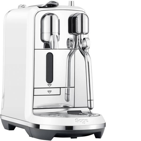 Macchine a capsule Nespresso - Sage The Creatista Plus SNE800SST2EGE1 Bianco Macchina per caffè con capsule Display, Con ugello schiumalatte -