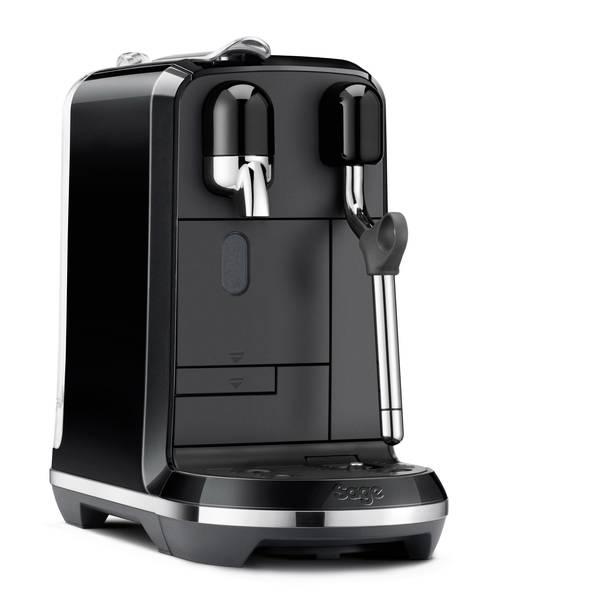 Macchine a capsule Nespresso - Sage The Creatista Uno SNE500BKS4EAT1 Nero Macchina per caffè con capsule Con ugello schiumalatte -