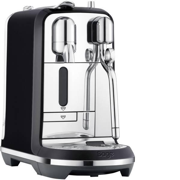Macchine a capsule Nespresso - Sage The Creatista Plus SNE800BTR2EAT1 Nero Macchina per caffè con capsule Display, Con ugello schiumalatte -