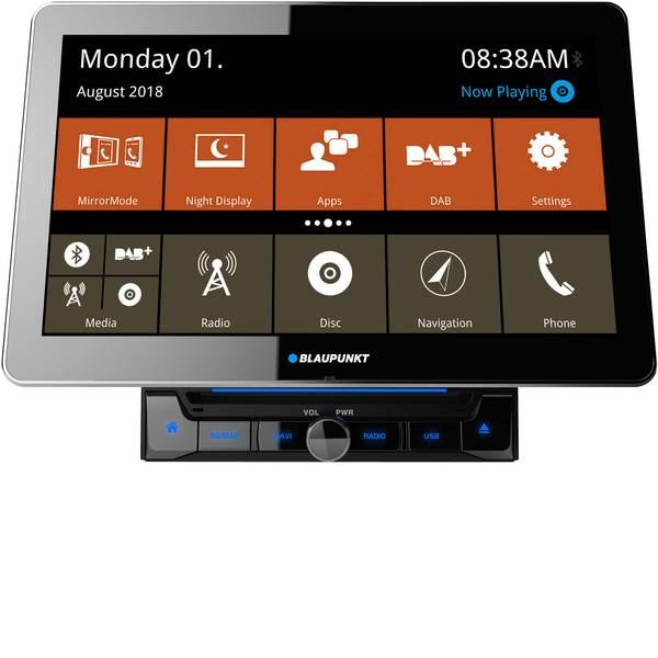 Autoradio e Monitor multimediali - Blaupunkt Rome 990 DAB NAV CAR Moniceiver doppio DIN Sintonizzatore DAB+, Vivavoce Bluetooth®, Collegamento per  -