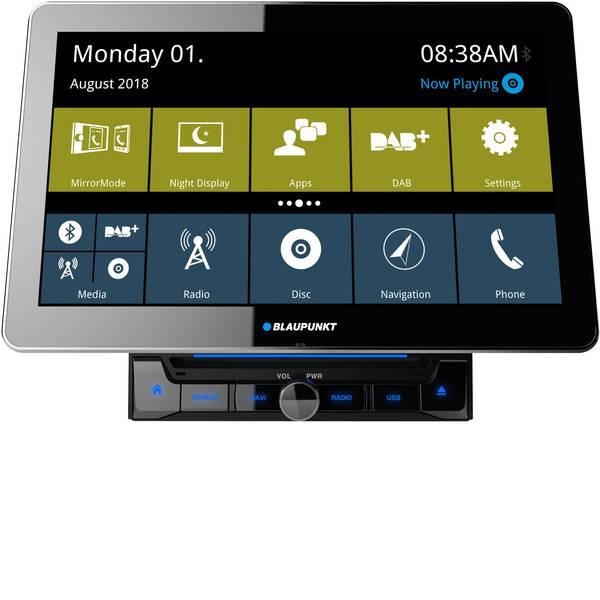 Autoradio e Monitor multimediali - Blaupunkt Rome 990 DAB TRUCK CAMPER Moniceiver doppio DIN Sintonizzatore DAB+, Vivavoce Bluetooth®, Collegamento per  -