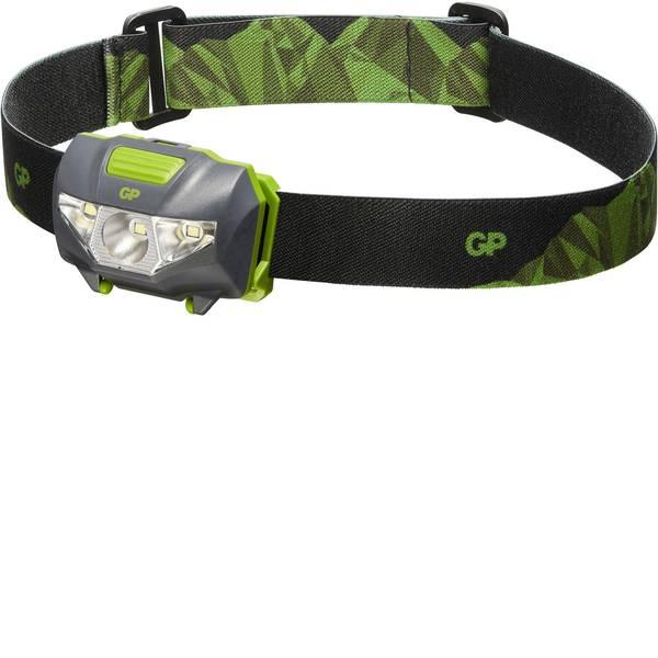 Lampade da testa - GP Discovery CH32 LED Lampada frontale 80 lm 8 h 260GPACTCH32000 -