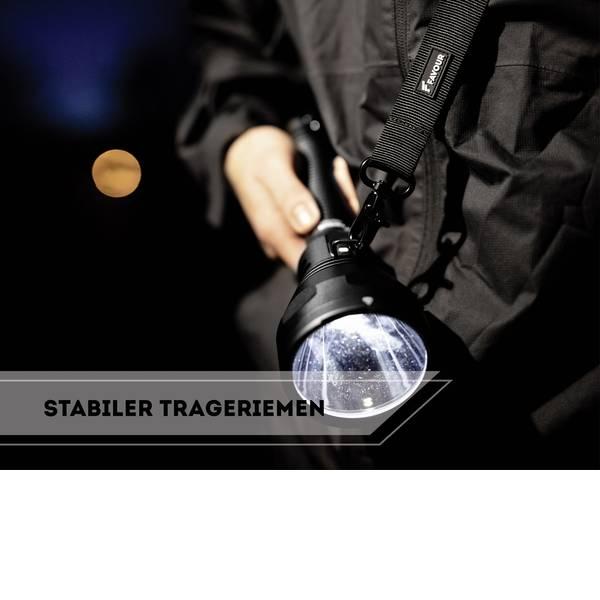 Torce tascabili - Favour Protech T2617 LED Torcia tascabile a batteria ricaricabile 1100 lm 24 h 725 g -