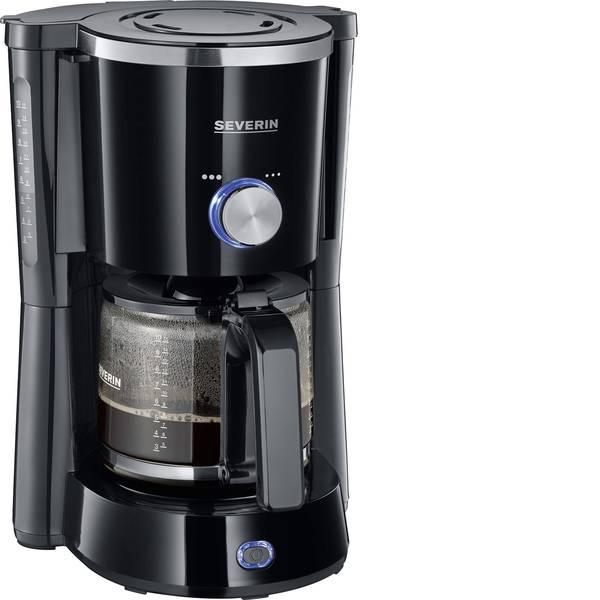 Macchine dal caffè con filtro - Severin KA 4820 TypeSwitch Macchina per il caffè Nero Capacità tazze=10 -