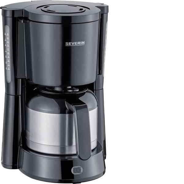 Macchine dal caffè con filtro - Severin KA 4835 Macchina per il caffè Nero Capacità tazze=8 -