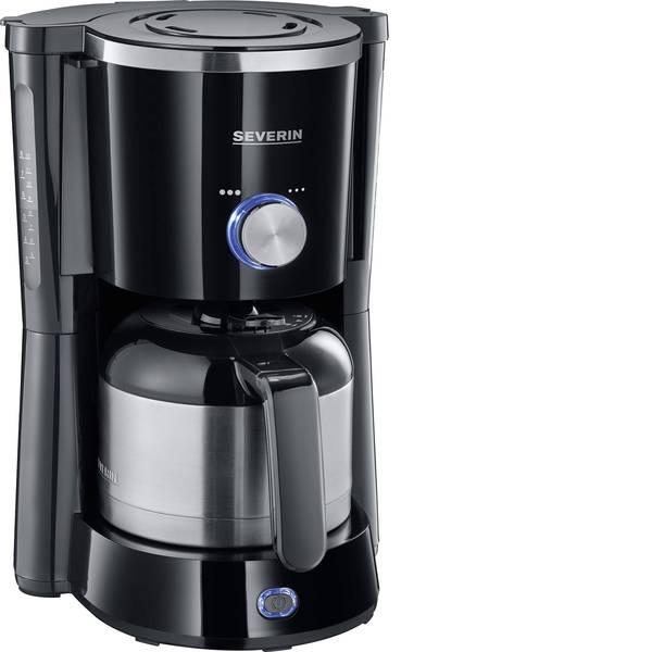 Macchine dal caffè con filtro - Severin KA 4840 TypeSwitch Macchina per il caffè Nero Capacità tazze=8 -