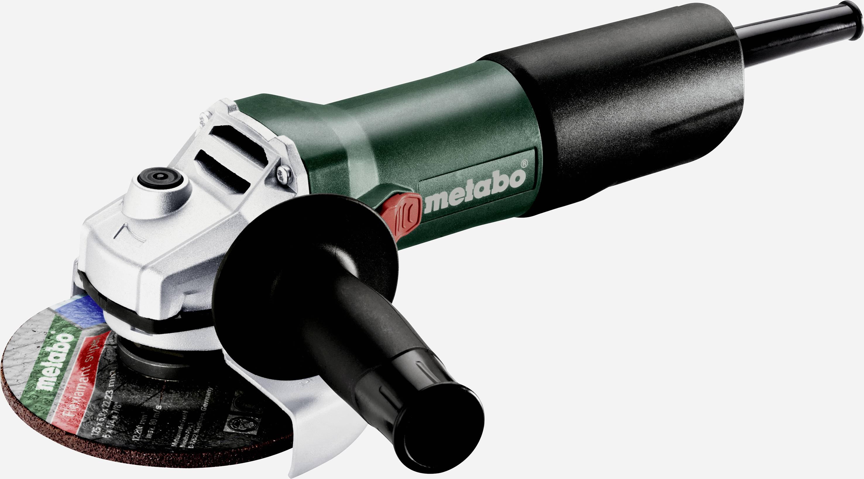 Metabo 603608000 Smerigliatrice angolare 125 mm